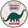 Sinclair Gasoline Metal Sign- 28 inch