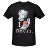 House I Heart House Unisex T-Shirt