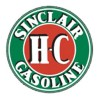 Sinclair HC Gasoline Sign